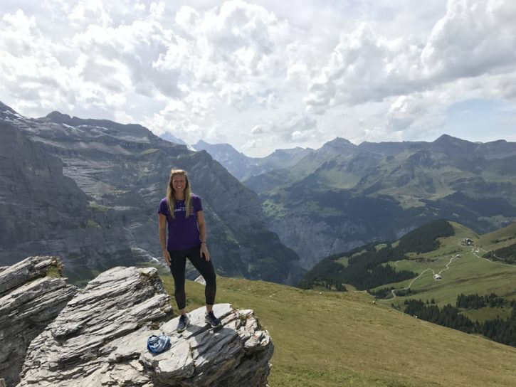 Amber in Switzerland